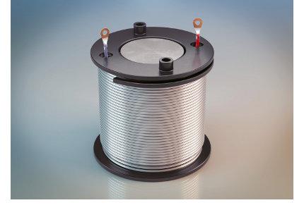Aluminium Kupfer Elektromagnet